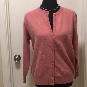 Flanie 85% wool & 15% acrylic sweater size large